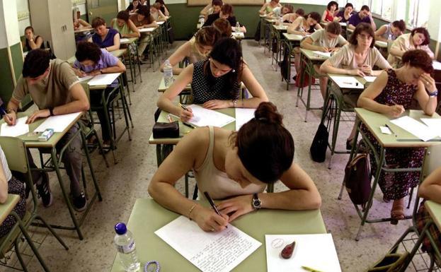 Dónde puedes consultar las calificaciones de la Segunda Prueba de las oposiciones a maestro