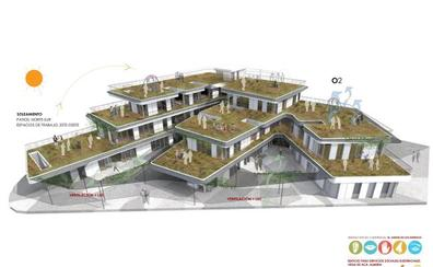 Así será el 'Jardín de los Sentidos' que construirá Albaida y que albergará asociaciones de Almería