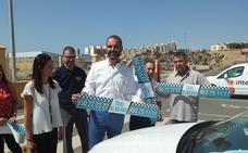 Día histórico para el sector del taxi en Almería