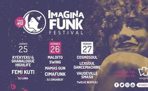 El Imagina Funk calienta motores