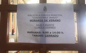 La Biblioteca Municipal tendrá nuevo aire acondicionado