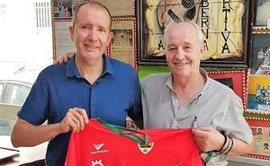 El Sima Peligros nombra a Manuel García Bueno socio honorífico del club