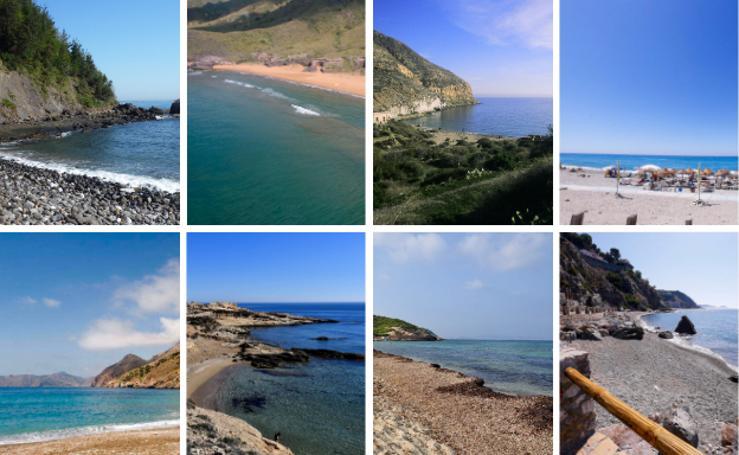 20 playas nudistas de España donde perderte este verano