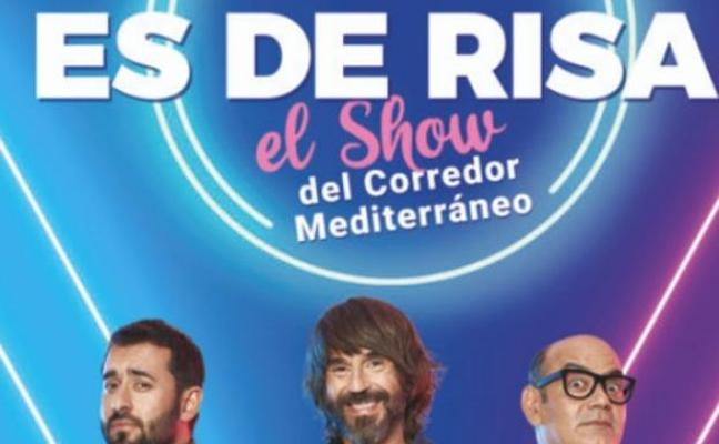 De Granada a Valencia pasando por Madrid, ¿no crees que es de risa?