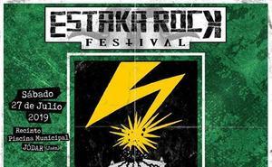 El Estaka Rock lleva a Jódar a artistas como Narco y Koma
