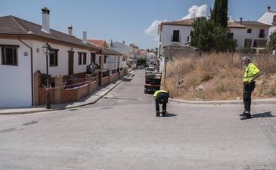 Octava víctima mortal en accidente laboral en la provincia de Granada