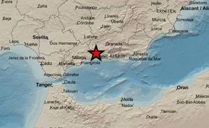 Un terremoto de 2.4 grados en Játar hace temblar la provincia de Granada