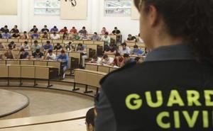 Piden impugnar las oposiciones de la Guardia Civil por filtraciones en las pruebas