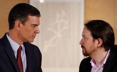 Iglesias se enroca pero pide a Sánchez que ignore las presiones y reabra la negociación