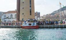 La patrona de los marineros recorre las calles y los mares de la provincia