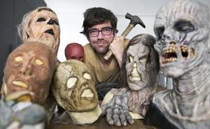 El monstruo de 'IT', 'REC'... , es el actor español al que más llaman para hacer películas de terror