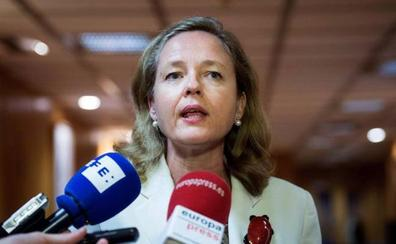 Calviño reconoce que ha hablado con Sánchez sobre su candidatura al FMI