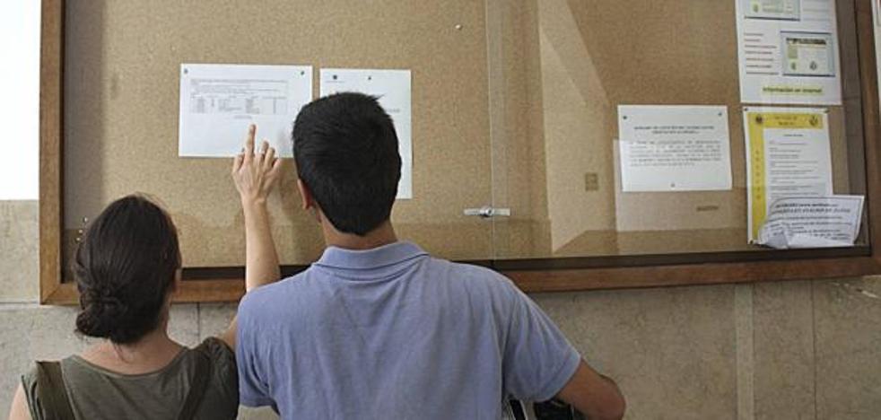 El doble grado en Matemáticas y Física de la UGR registra la nota de corte más alta, con un 13,671