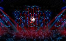 Los 'dreamers' bailarán en una carpa inspirada en la catedral de Notre Dame