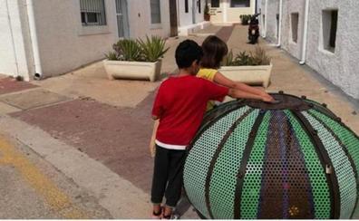 Arte y ecología se unen para preservar el Cabo de Gata