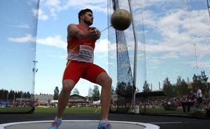 Alberto González se marca como reto el Mundial de Doha