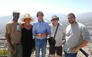 Actores de Juego de Tronos y Alien 2 visitan Jaén