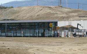 La urbanización del sector del Jaén Plaza, pendiente solo de la agenda
