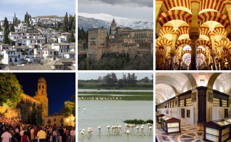 13 lugares de Andalucía que son Patrimonio Mundial de la UNESCO