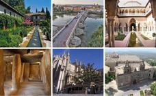 Trece lugares de Andalucía que son Patrimonio Mundial de la Unesco para visitar este verano
