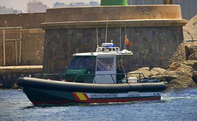 La Guardia Civil ya tiene un 'ferrari' para socorrer en el litoral