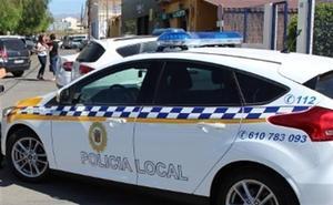 Detenido un hombre en Huércal-Overa acusado de agredir a su pareja, que se defendió con un cuchillo