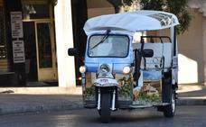 Del tuk-tuk al segway: Las nuevas formas de ver Granada