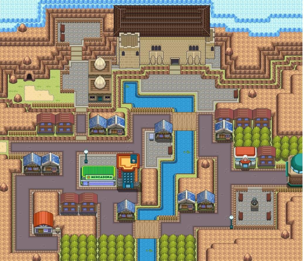 La malafollá granadina evoluciona en Pokemon