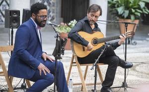 El Festival de la Guitarra de Granada comienza con notable