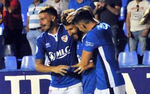 El Atlético Mancha Real firma al centrocampista jienense Pablo Ortiz