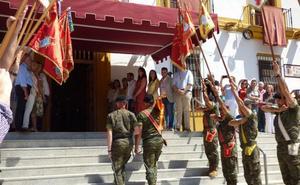 Los 'soldados', fieles a su cita, regresan a Bailén un año más