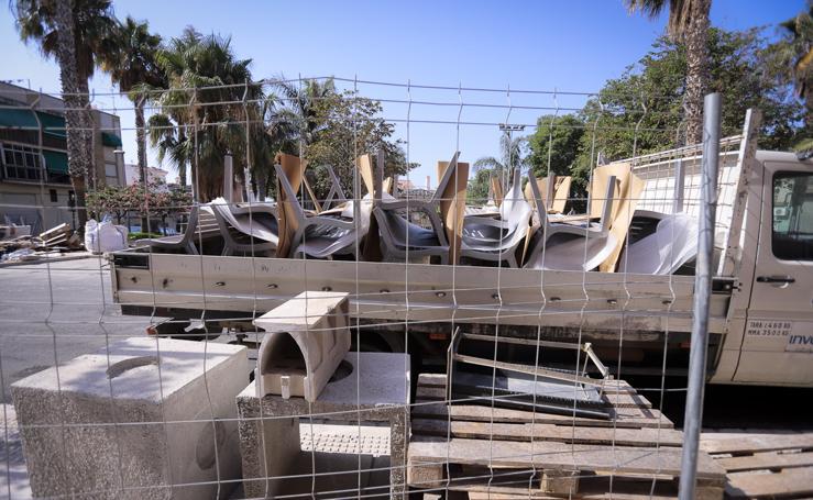 La calle Ancha de Motril 'de nunca acabar'