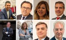 Los 8 nuevos 'alcaldes' de los barrios de Granada