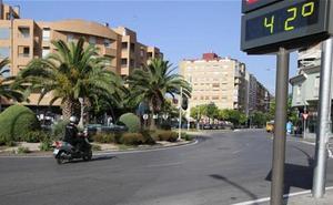 Jaén, en alerta naranja por altas temperaturas a partir del domingo