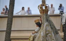 Cortes de tráfico, sábado y domingo en Almería capital