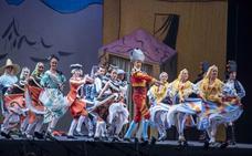 Noche de grandes emociones con el Ballet Nacional de España y la OCAL
