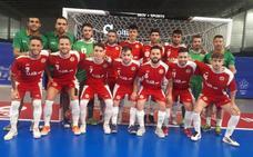 El combinado de la UJA disputa hoy los cuartos de final del EUSA Futsal