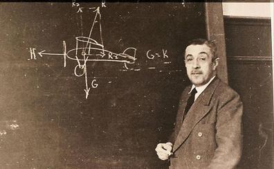 Emilio Herrera, el granadino que diseñó el traje espacial