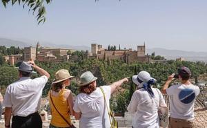 Sábado de calor asfixiante en Granada: el aviso ya está en nivel naranja
