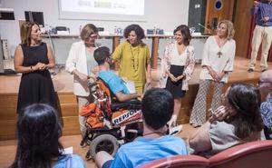El 50% de los alumnos con discapacidad se queda en la ESO