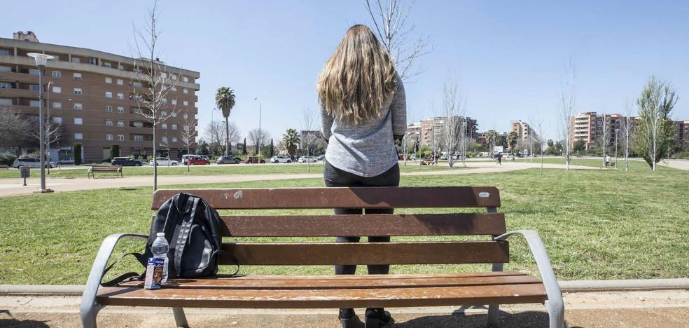 La estudiante que denunció un caso de acoso en la UGR: «Ya no puedo más»