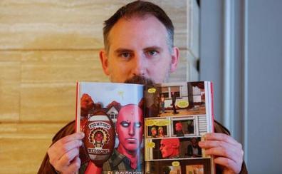 El granadino Gabriel H Walta gana de nuevo el premio más importante del cómic por 'La Visión'