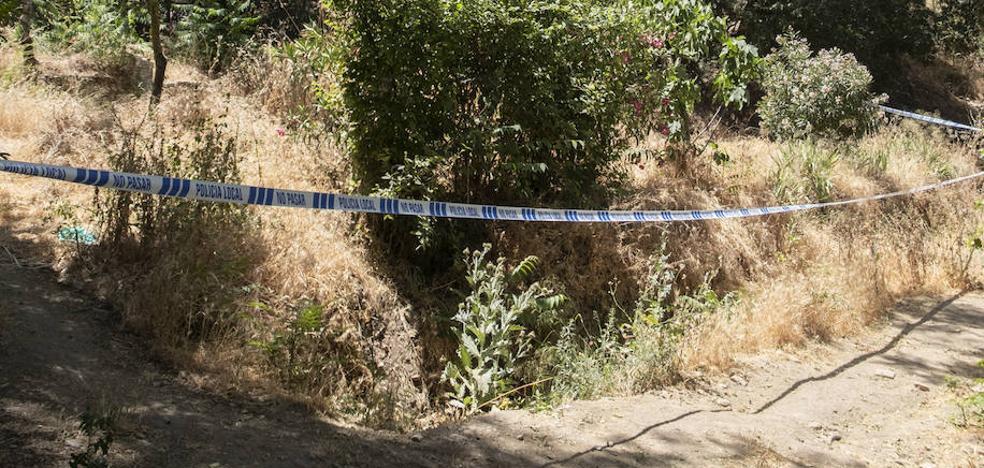 Las pruebas de laboratorio pondrán nombre al homicida del indigente hallado en el Carmen del Granaíllo