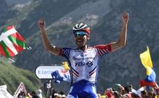 Pinot conquista el Tourmalet y Alaphilippe se luce