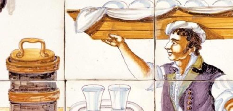 El primer helado español (o casi)