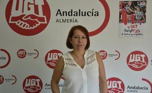 «En muchos hoteles de Almería nos encontramos a la plantilla en situación de semiesclavitud»