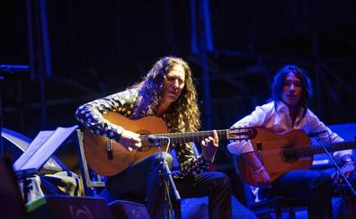 José Mercé y Tomatito traspasan las fronteras del flamenco en Almería