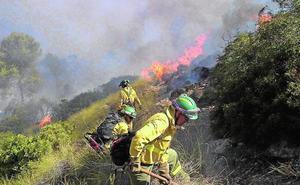 Hasta 65 municipios tienen 'zonas de peligro' por riesgo de incendio forestal