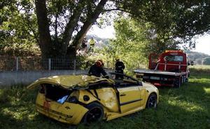Un taxista alerta del accidente mortal de Salamanca sin saber que una de las víctimas es una familiar