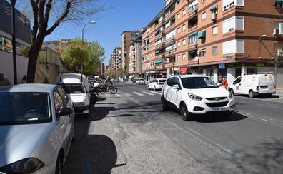 Así van a ser las obras en el eje Arabial-Palencia: durarán 8 meses y afectarán a cuatro conocidas calles de Granada